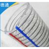 大量供应 潍坊PVC内径径200MM钢丝增强软管